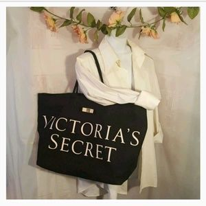Victoria Secret Tote Canvas